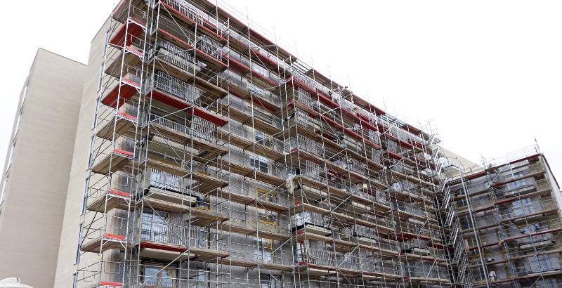 Neubauprojekt – Stallschreiberstraße 2