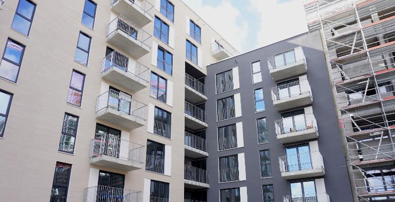 Neubauprojekt – Stallschreiberstraße 4