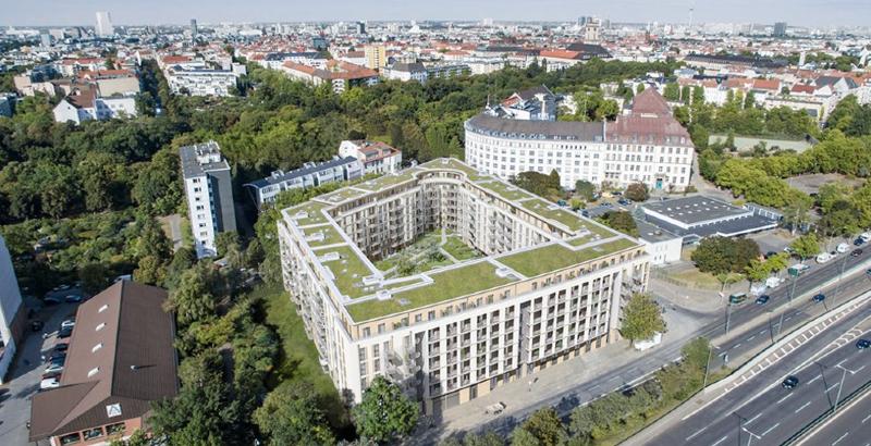Wohnquartier – Durlacher Straße